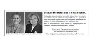 <b>CNA</b><br />NEC Report/Hill Times ad