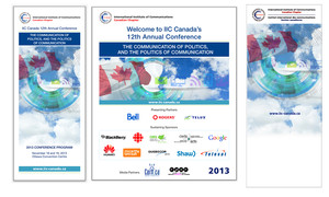 <b>IIC Canada</b><br />2013 Conference materials