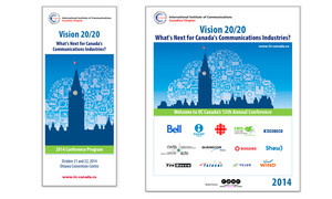 <b>IIC Canada</b><br />2014 Conference materials