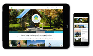 <b>Covered Bridge Developments</b><br />Website design