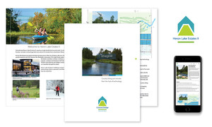 <b>Covered Bridge Developments</b><br />Heron Lake estates II
