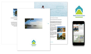 <b>Covered Bridge Developments</b><br />Maple Shores Estates